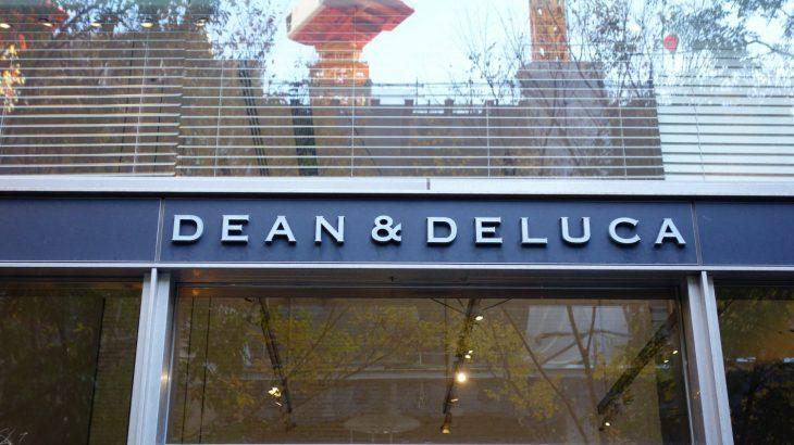 DEAN & DELUCA 日本1号店 カフェ丸の内